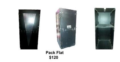 pack flat