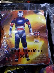 adult iron man