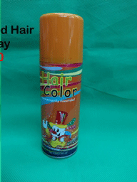 Color Hair Spray