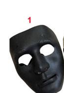 hero & villian mask